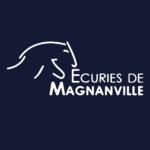 Logo Magnanville Equestrian Center