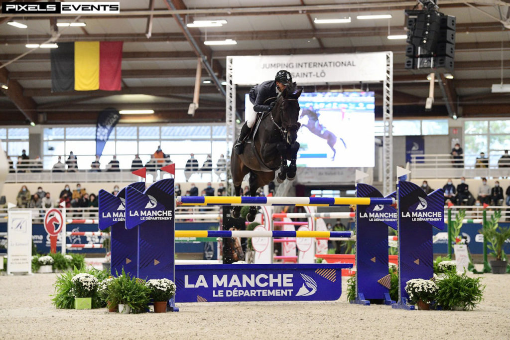GRAND PRIX CSI 4* - SAINT-LÔ 2020