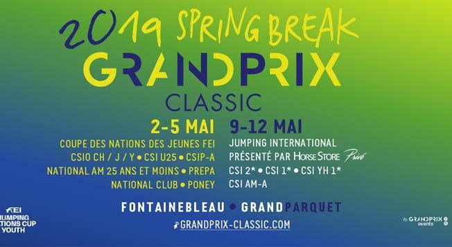 PROXIMAL présent au SPRING BREAK GRANDPRIX Classic 2019 de Fontainebleau